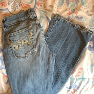 Lucky Brand Elite Carly Jeans 6/28